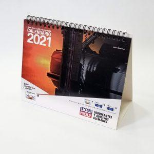 Calendario BMW Club Oficial 2021